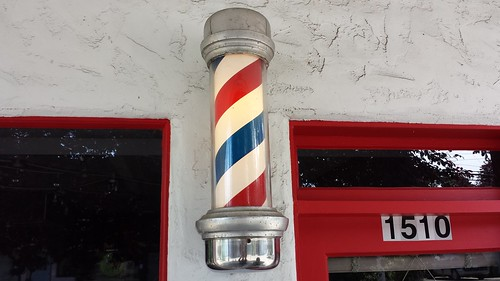 barber pole | by triviaqueen