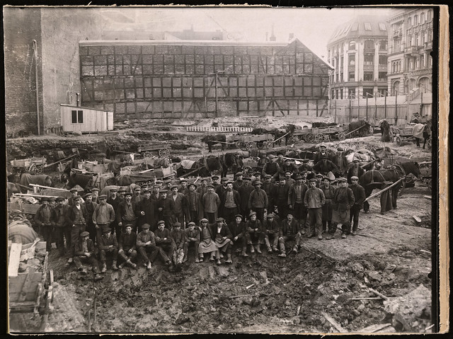 Tomte-utgraving, Sjøfartsbygningen, Kongesgt. 6