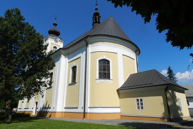 2014-06-18 Church in Slušovice