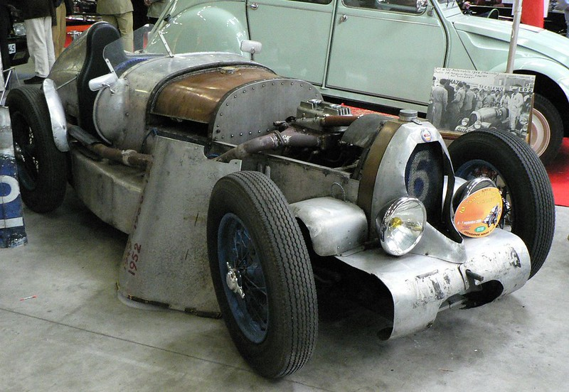 Automobiles Lambert  1100 Cm3 racer en Duraluminium 14649056166_b6e69a98b0_c