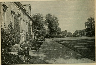 "Image from page 78 of ""The English flower garden and home grounds : design and arrangement shown by existing examples of gardens in Great Britain and Ireland, followed by a description of the plants, shrubs and trees for the open-air garden and their cult 