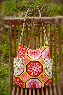 Ginger  Blossom Noodlehead 241 Tote