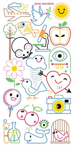 jane-sandres-icons | by Reddozer