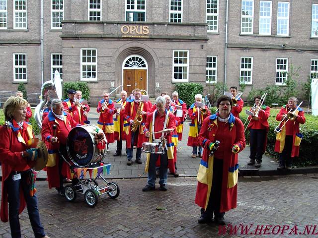 19-07-2009    Aan komst & Vlaggenparade (1)