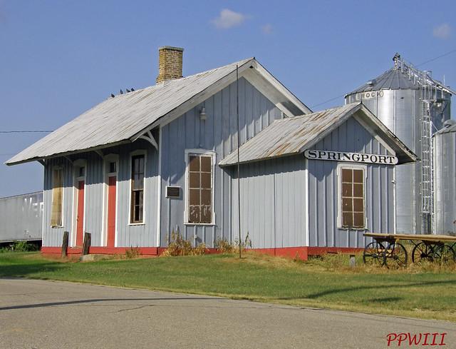 Springport Depot