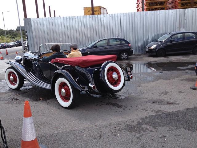 1935 Jensen Ford Sport Tourer 3.6
