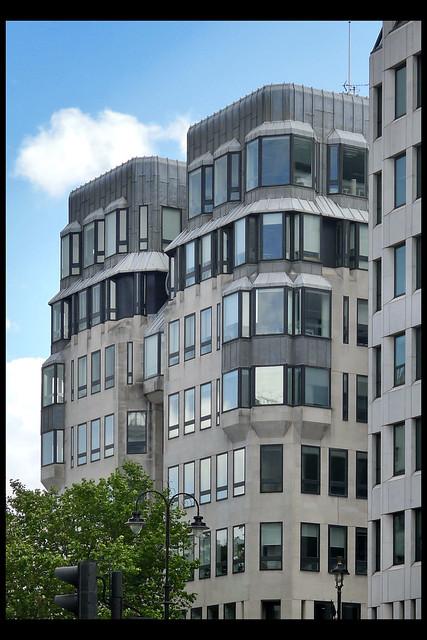 GB londen kantoorgebouw 11 strand 01 (strand)