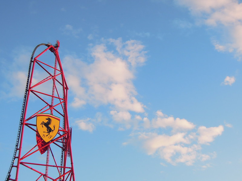 Red Force | Ferrari Land