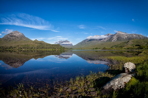 Loch Clair | by Garian Photography