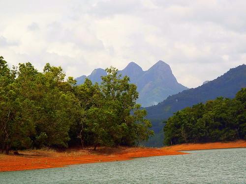 india river landscape fiume kerala paesaggio gathmountains