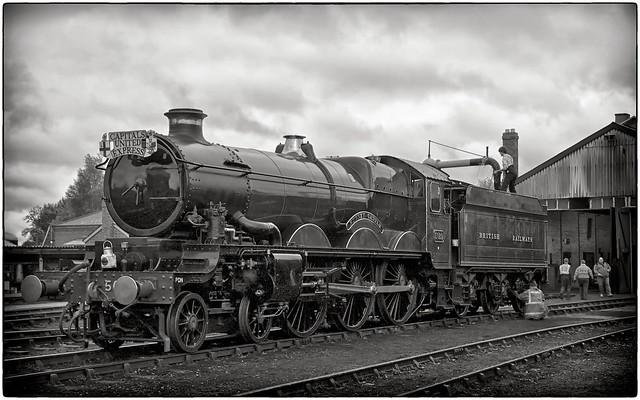 5029. 'Capitals United Express'.