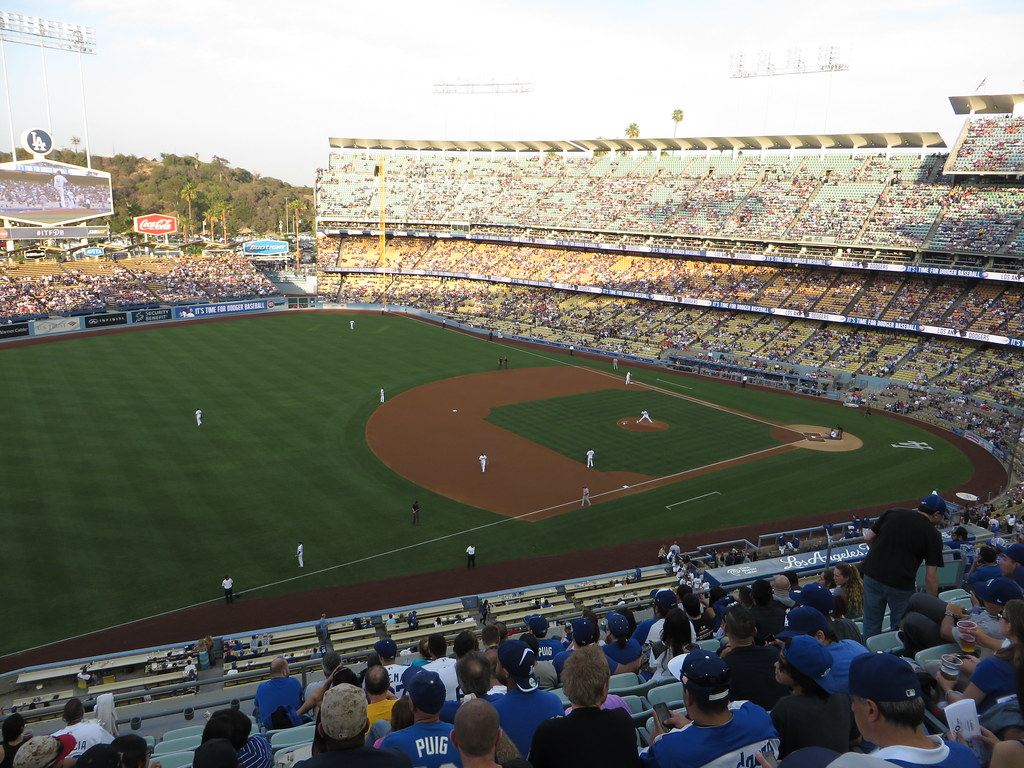 Lets Play Ball, St  Louis Cardinals 0, Los Angeles Dodgers