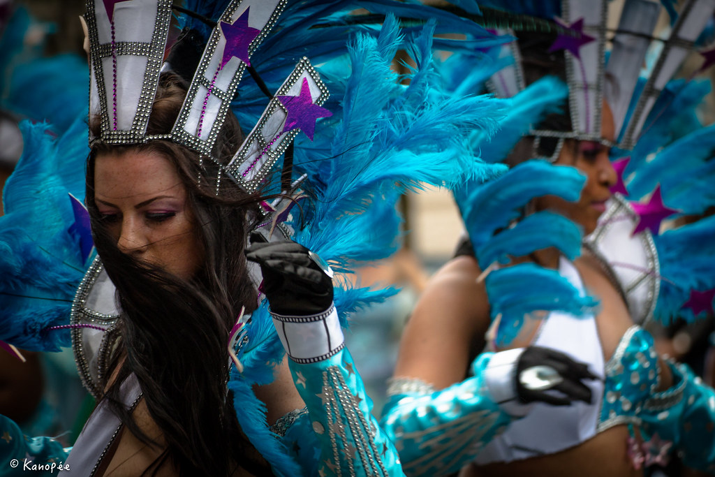 Windy carnival