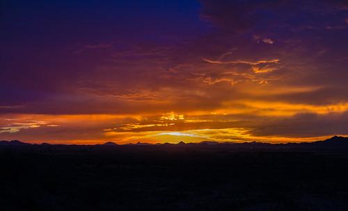 sunset arizona clouds canon goodyear sigma30mmf14 60d