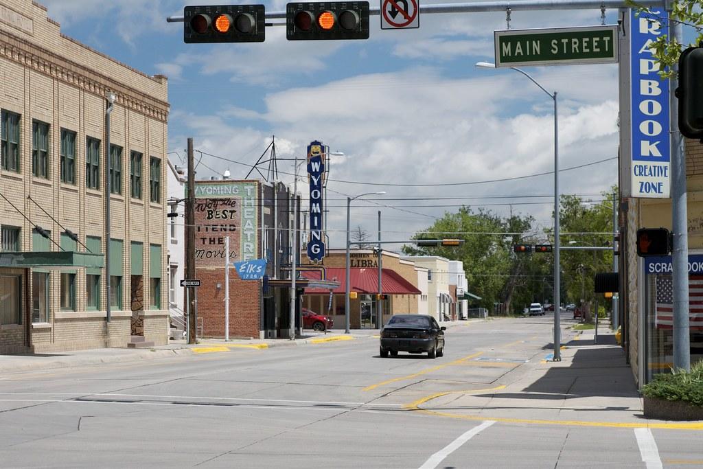 Thinks happen: Theater - The Wyoming - Torrington, WY