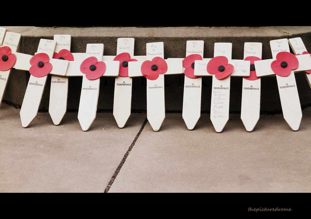 drumhead service commemorating the start of ww1 macclesfie flickr. Black Bedroom Furniture Sets. Home Design Ideas