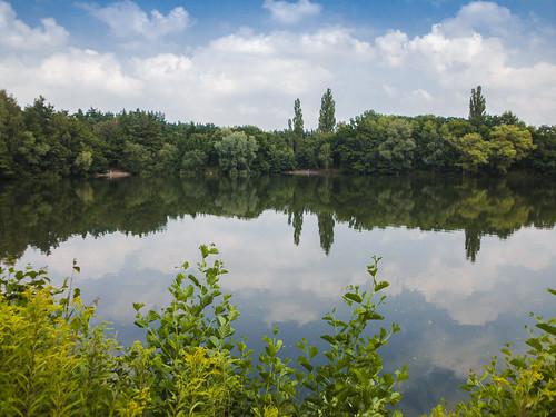 the Blue Lake / der Blaue See (218/365) | Den Blauen See