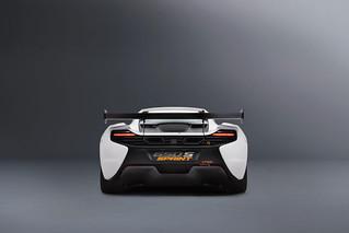 McLaren 650S S GTSprint 2014