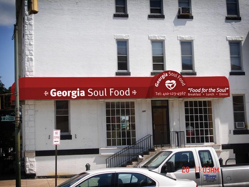 Georgia Soul Food Red