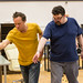 Mark Thomson, Steven McNicol_Kill Johnny Rehearsals