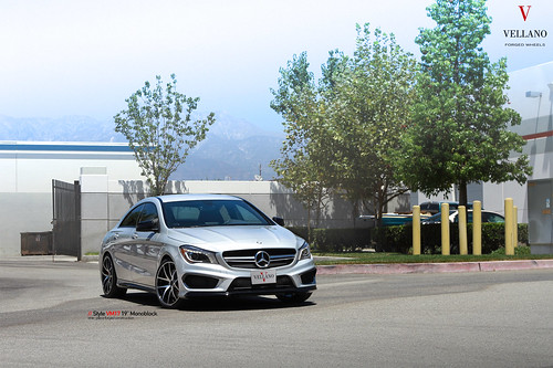 mb_cla45AMG_vm17_19_M_02 | by Vellano Forged Wheels