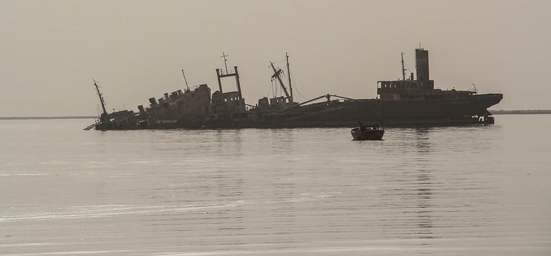 Berbera Shipwreck