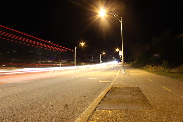 Light Trails.