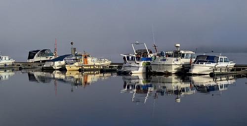 järvimaisema mist sumu tyyni heijastus reflections nikon views waterscape d3200 nikond3200 europe
