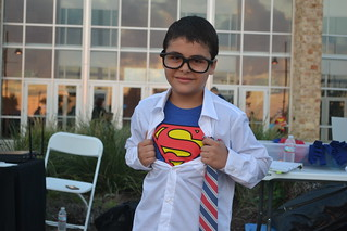 Clark Kent Superman - Adrian Branham | by CASA of Travis County