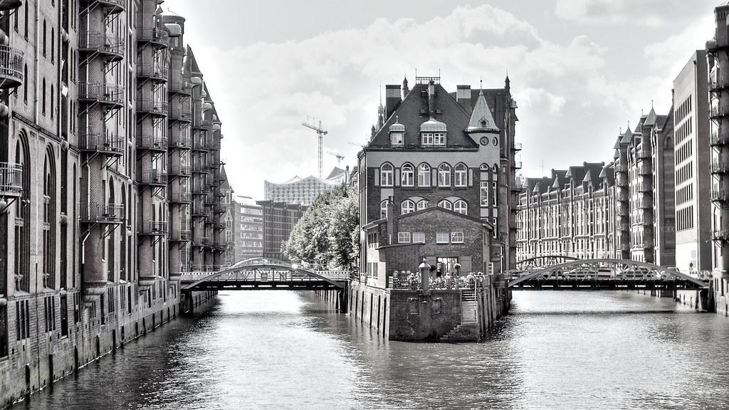 Speicherstadt, Hamburg (Explored)