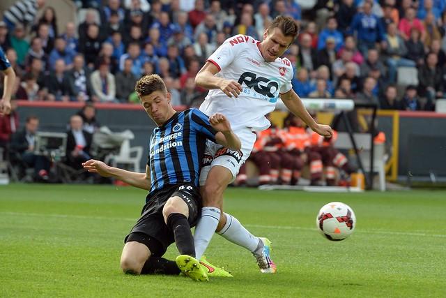 Club - Kortrijk 21-09-2014