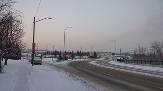 A Cold Morning in Calgary