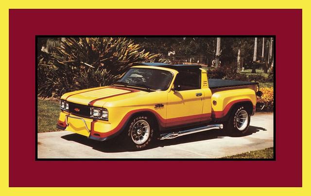 Chevrolet L.U.V. Show Truck, 1978