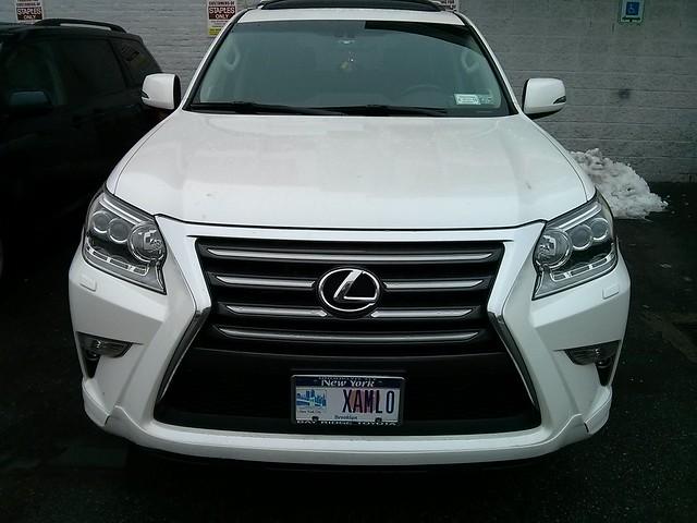 Brooklyn custom car plates - cad or twerp