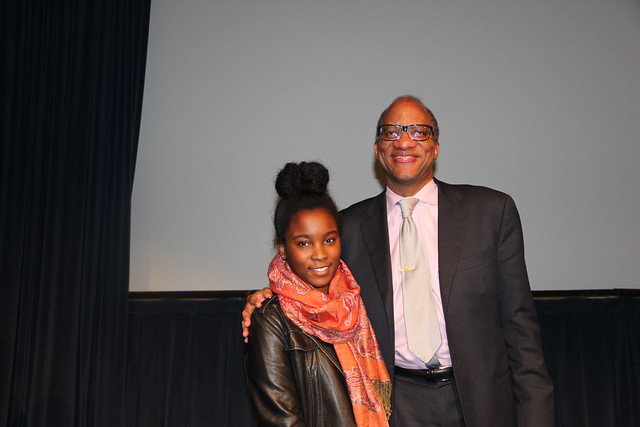 Wil Haygood Event
