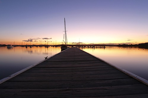 sunset lake water lines canon landscape bay boat twilight colours australia yachts lakemacquarie canoneos650d