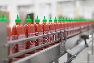 Sriracha Factory Tour | by sergrace