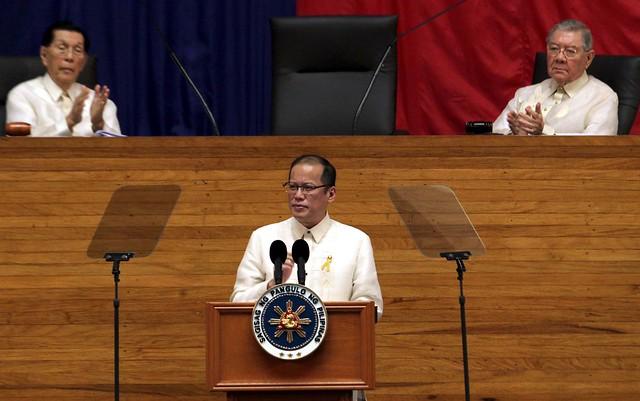 President Aquino III's 2nd SONA