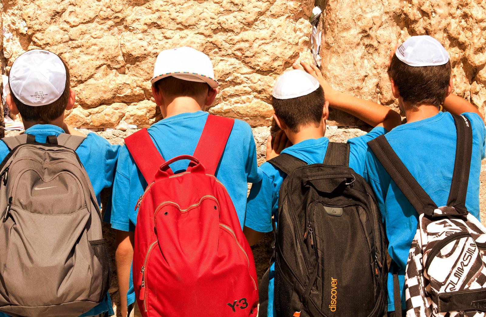 Jerusalem_Western Wall_4_Noam Chen_IMOT