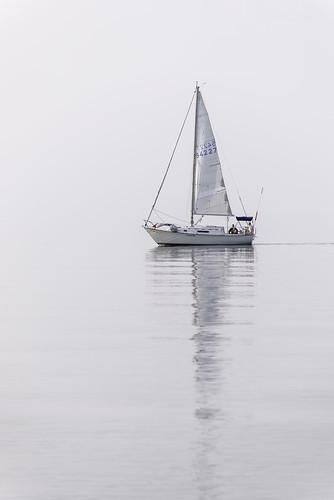 sunset white mist ontario canada nature water sailboat outdoors haze afternoon niagara highkey lakeontario charlesdaleypark summer2014 summervacation2014 august2014