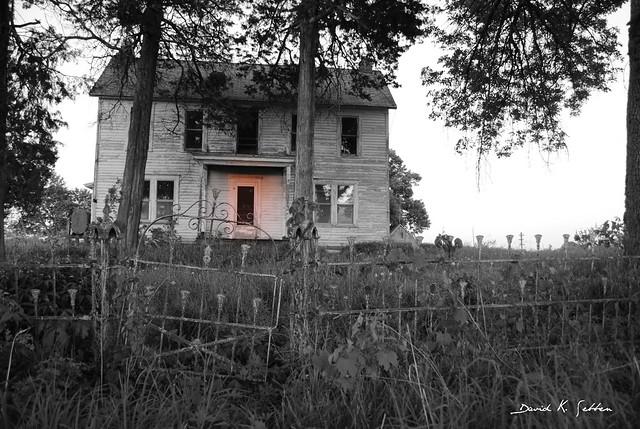 the Northcraft house