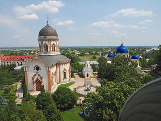 Noul Neamts monastery is located 5 km from Tiraspol city in the village of Chitcani. | by Clay Gilliland