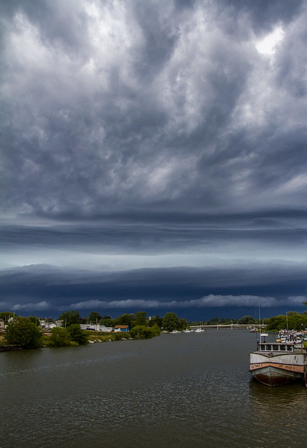 Storm Approaches