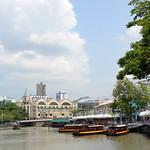 05 Viajefilos en Singapur, Clark Quay 03