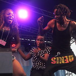 Amani Festival 2014 - Musiciens de Lexxus Legal - Kinshasa