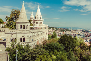 Fisherman's Bastion, Budapest | by georgeant