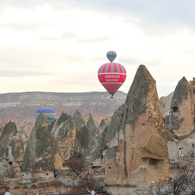 Göreme, Cappadocia (Kapadokya, Turkey) 376