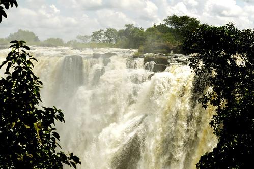 Victoria Falls, a UNESCO World Heritage Site