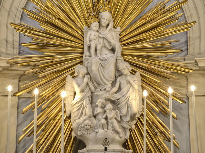 statua cappella