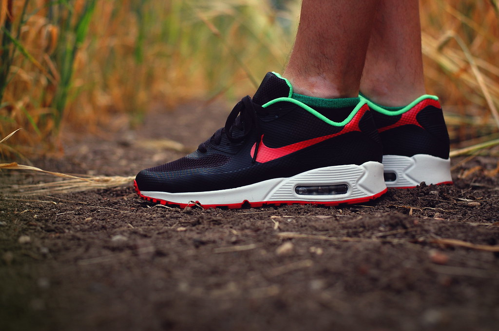 best service a989e c2b80 ... Nike Air Max 90 Hyperfuse iD   by b represent